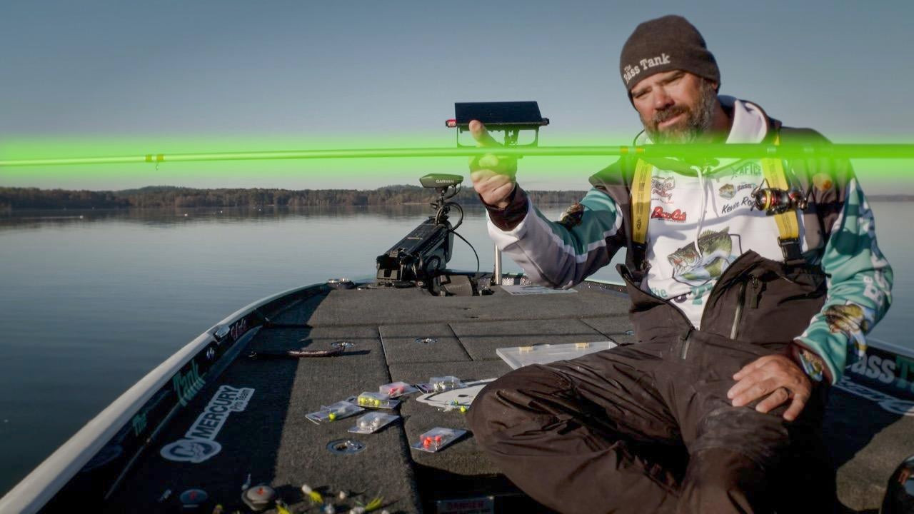 What to Look for in a Crappie Fishing Rod for Vertical Jigging