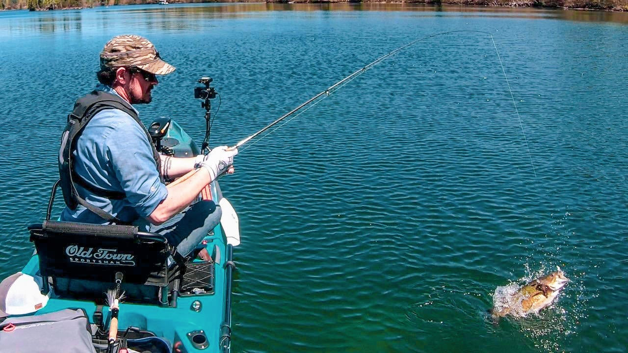 6 Tips for Locating and Catching Spring Smallmouth Bass