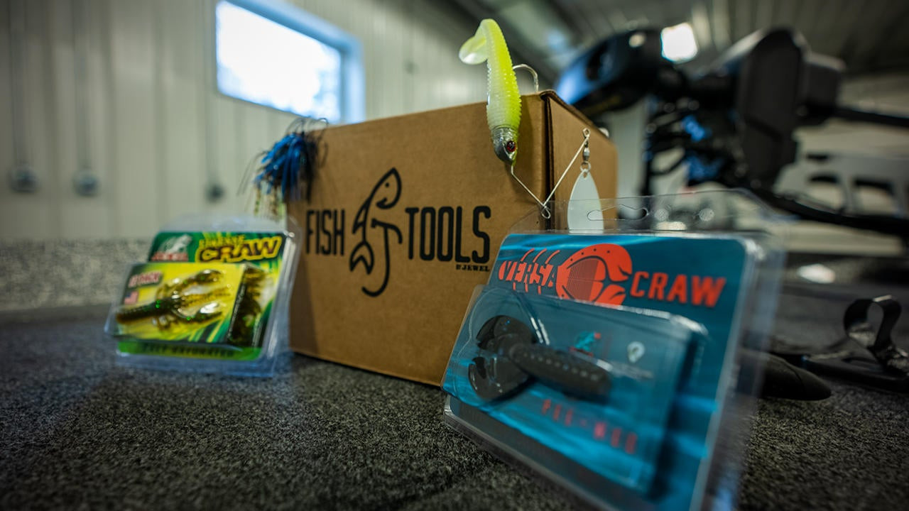 Fish Tools Subscription Box | Unboxing and Overview