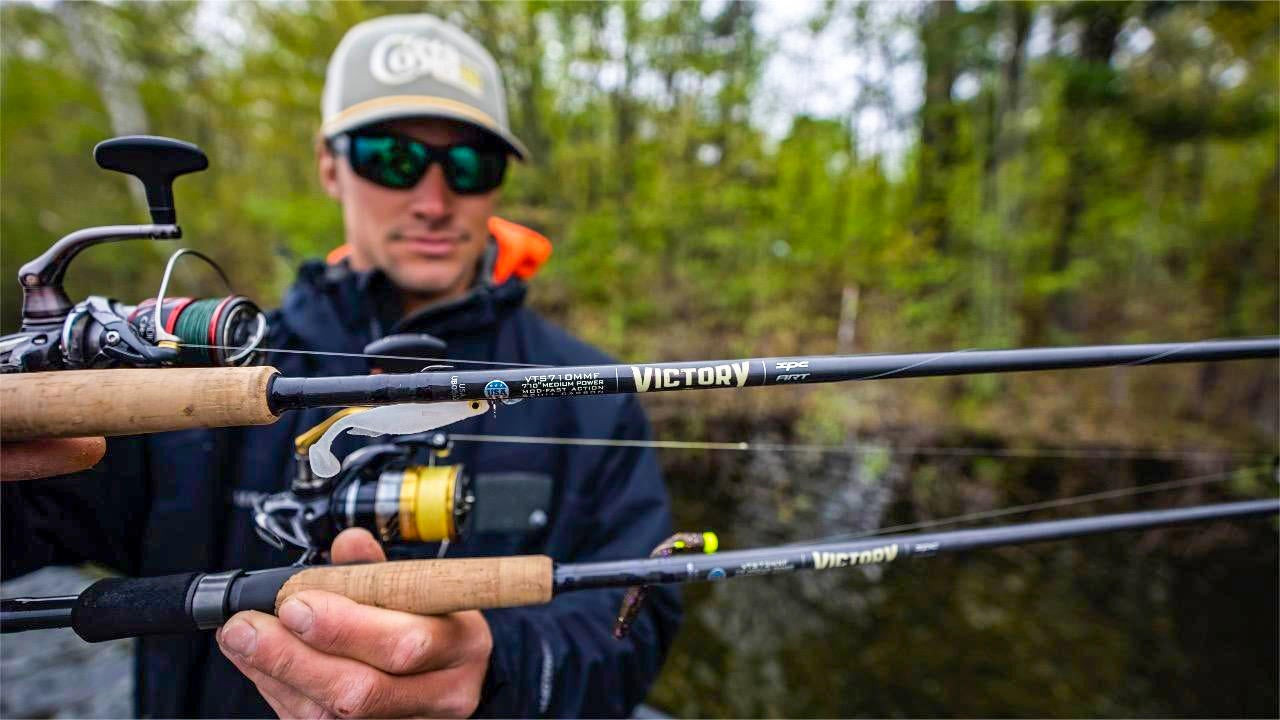 How Longer Spinning Rods Boost Performance with Finesse Baits