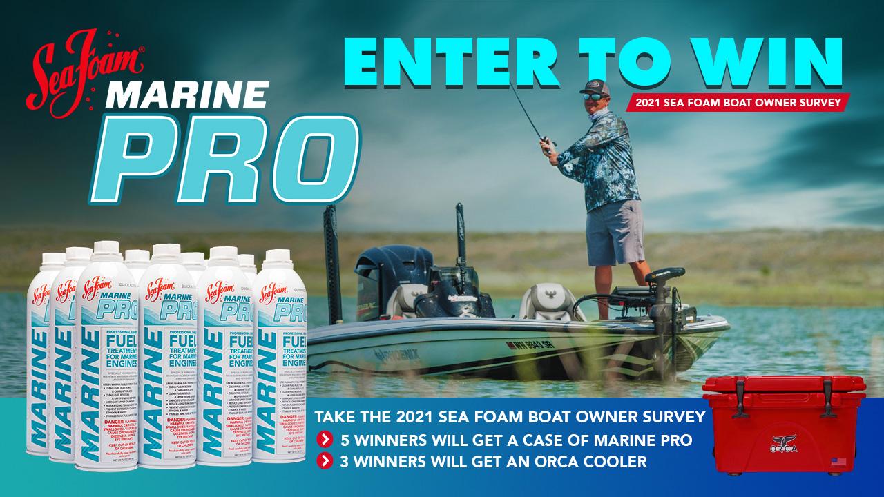 Sea Foam Marine PRO Giveaway