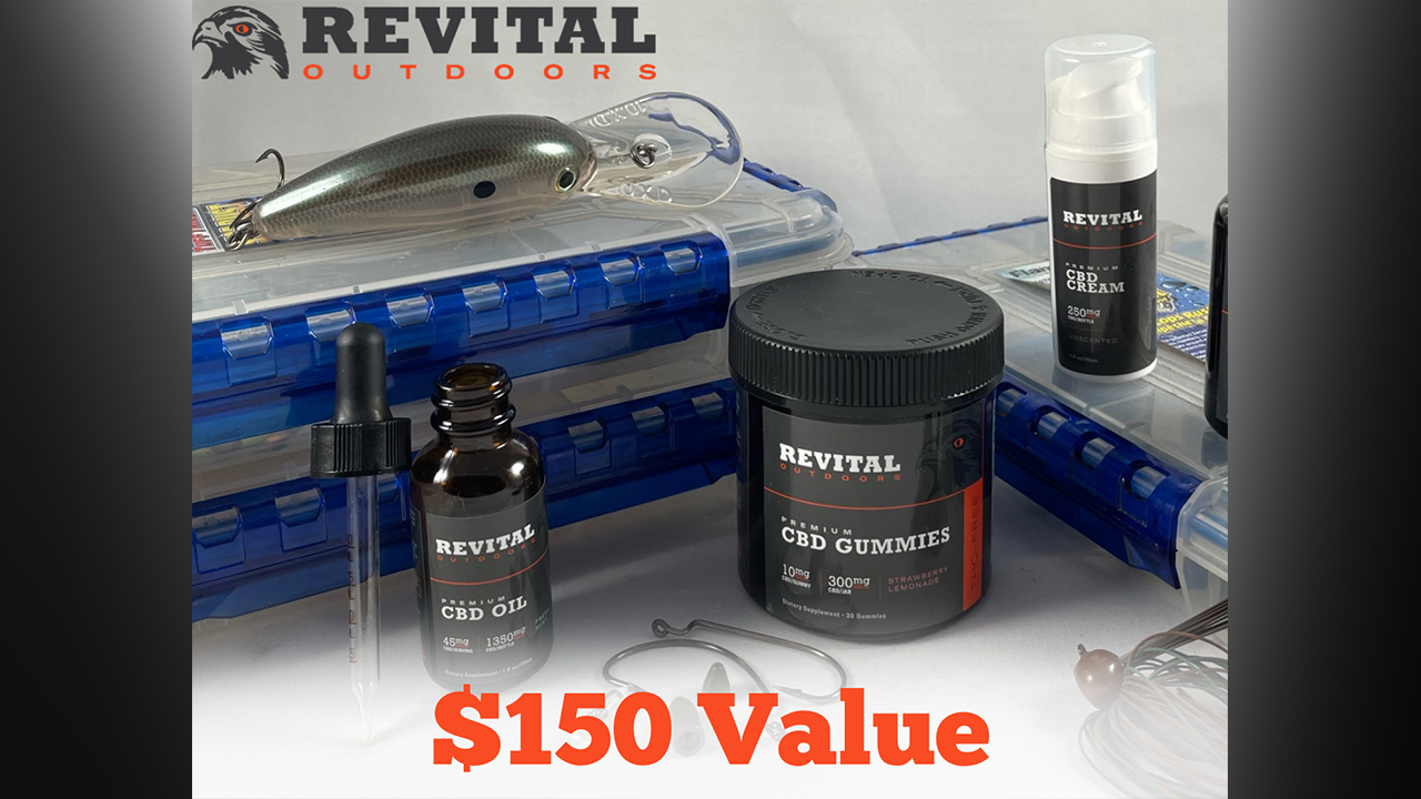 Revital Outdoors Giveaway