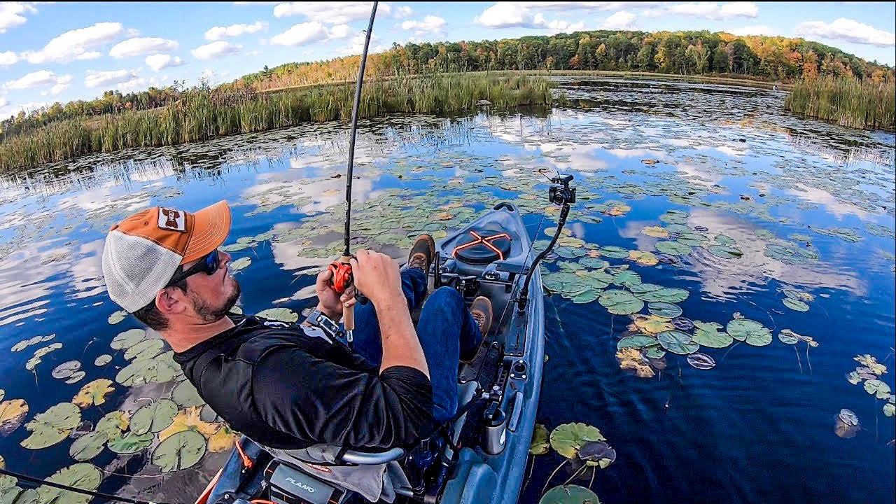 4 Reasons to Use Toads Over Hollow-Body Frogs for Fall Bass