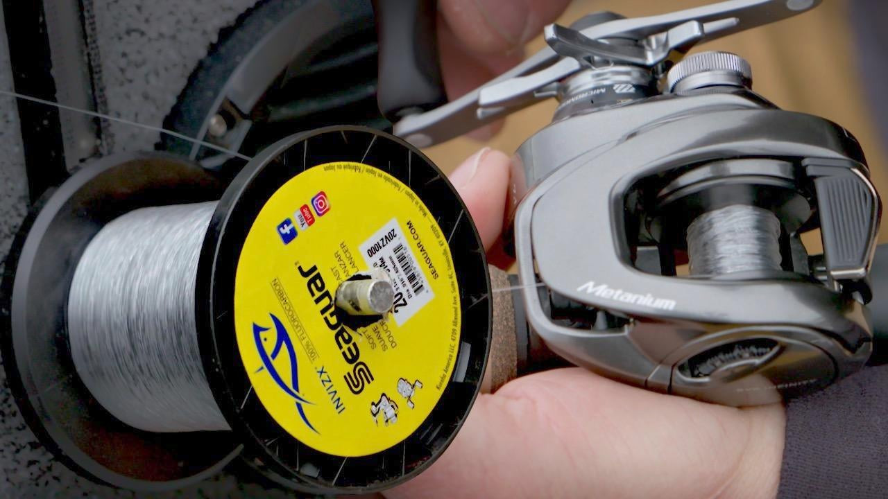 Tricks for Spooling Casting Reels in Your Boat