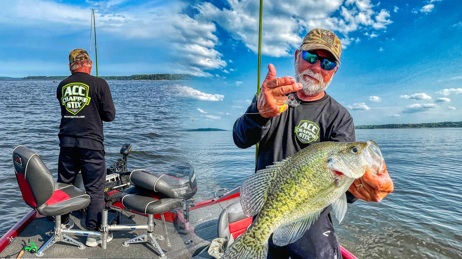 How to Swing Big Crappie on Long Rods Without Breaking Them