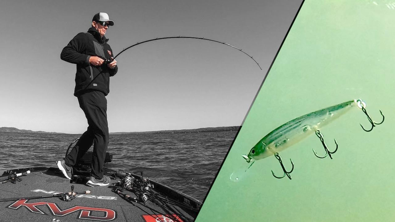 4 Jerkbait Tips for Fall Smallmouth Bass with KVD