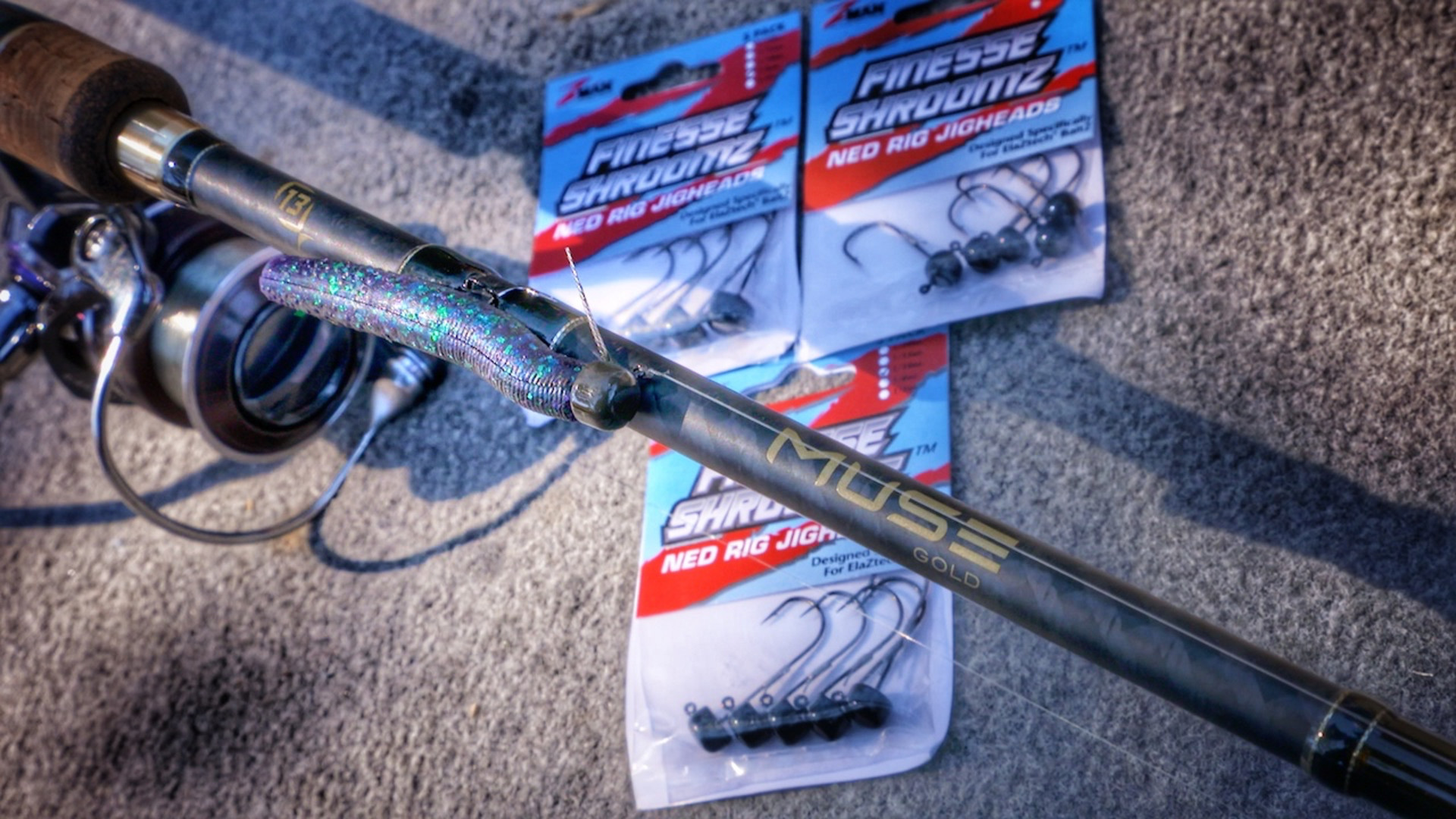 How to Fish the Ned Rig for Bass