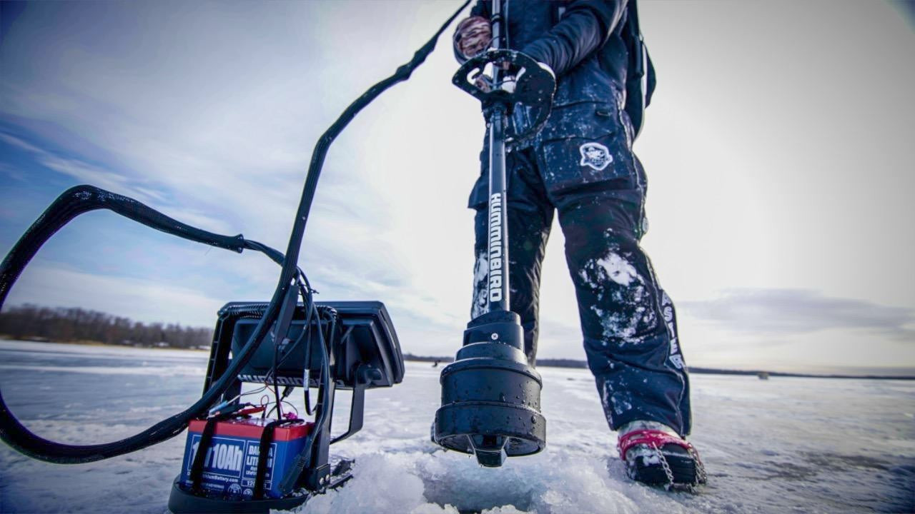 How to Set Up Humminbird 360 Imaging for ICE FISHING