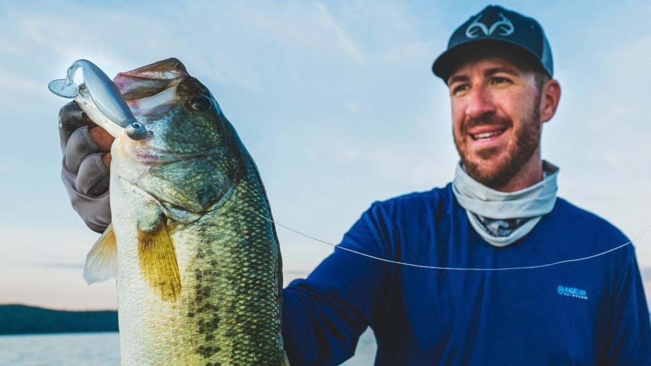 Jacob Wheeler's Top 5 Ways to Rig Paddle Tail Swimbaits for Bass
