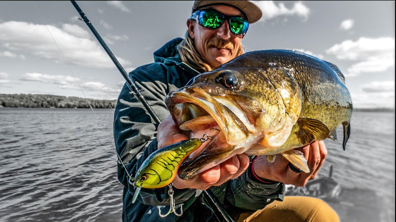 Feider's 5 Crankbait Tips for Better Fall Bass Fishing