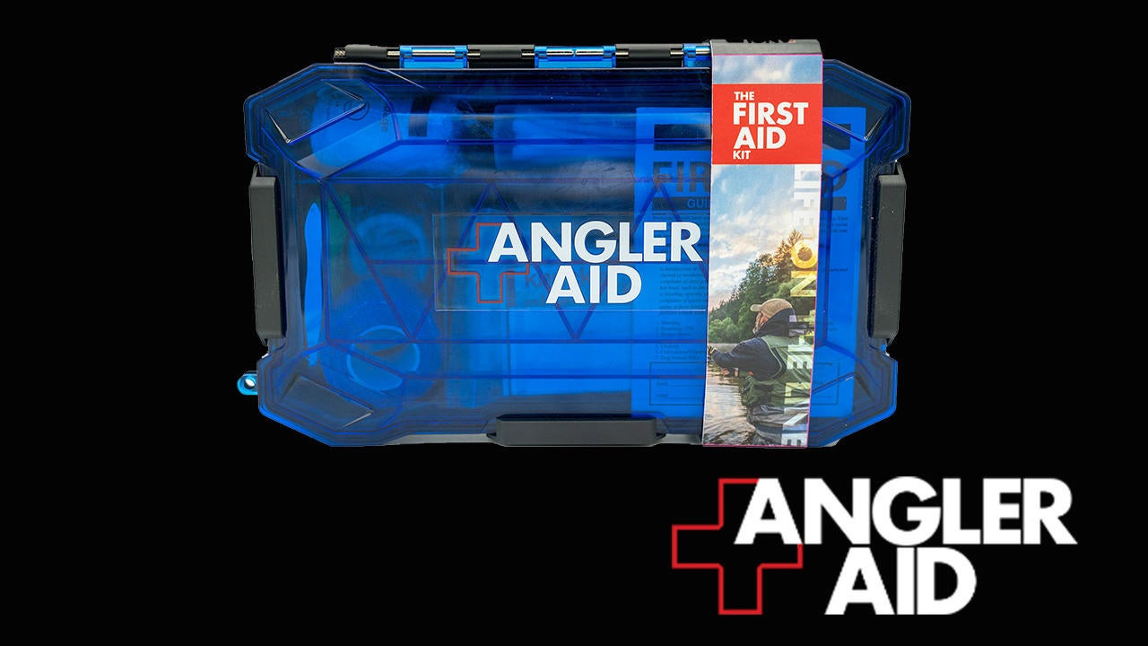 Angler Aid First Aid Kit Giveaway