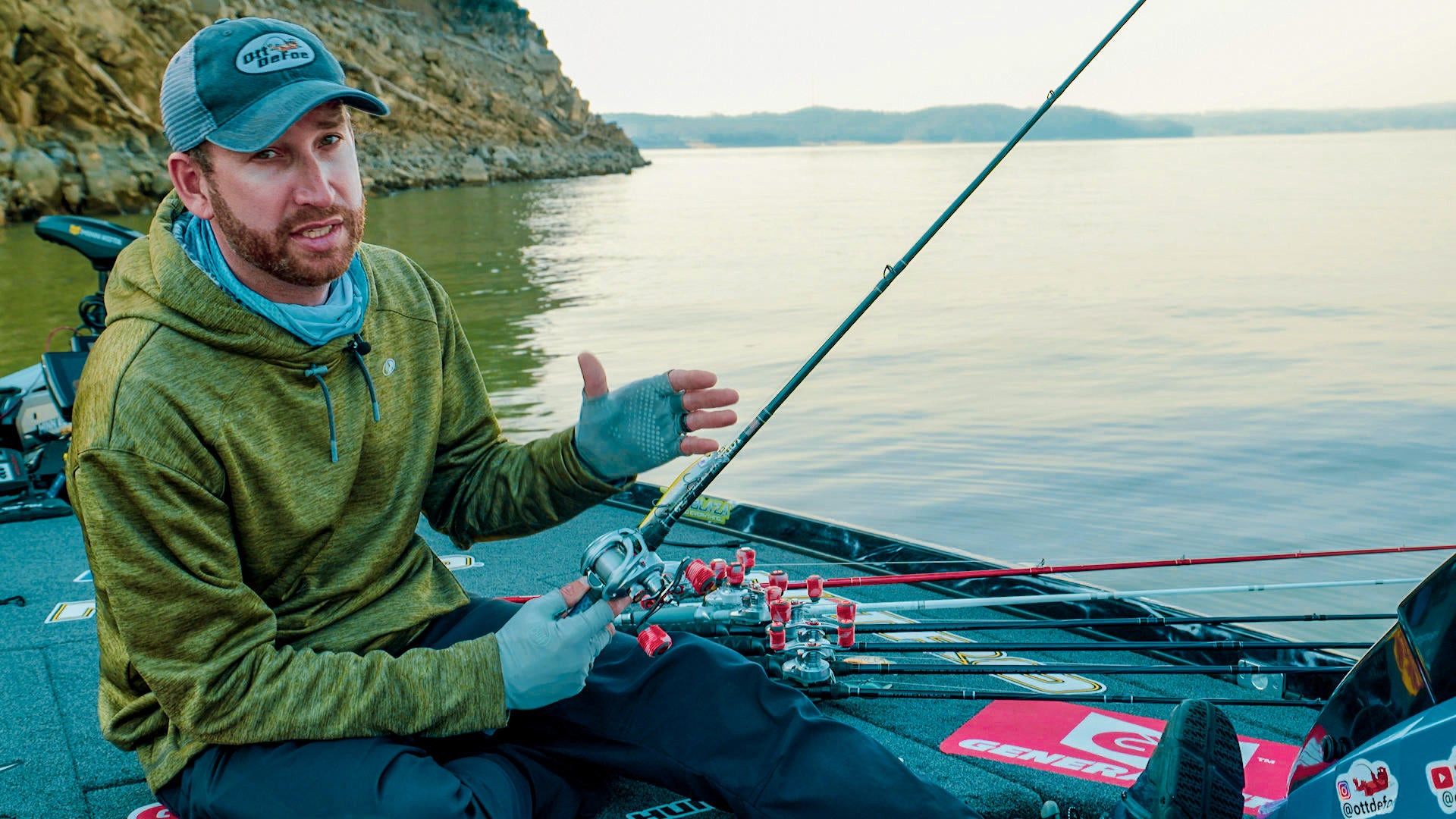 Ott DeFoe's 5 Go-to Lures for Spring Bass Fishing