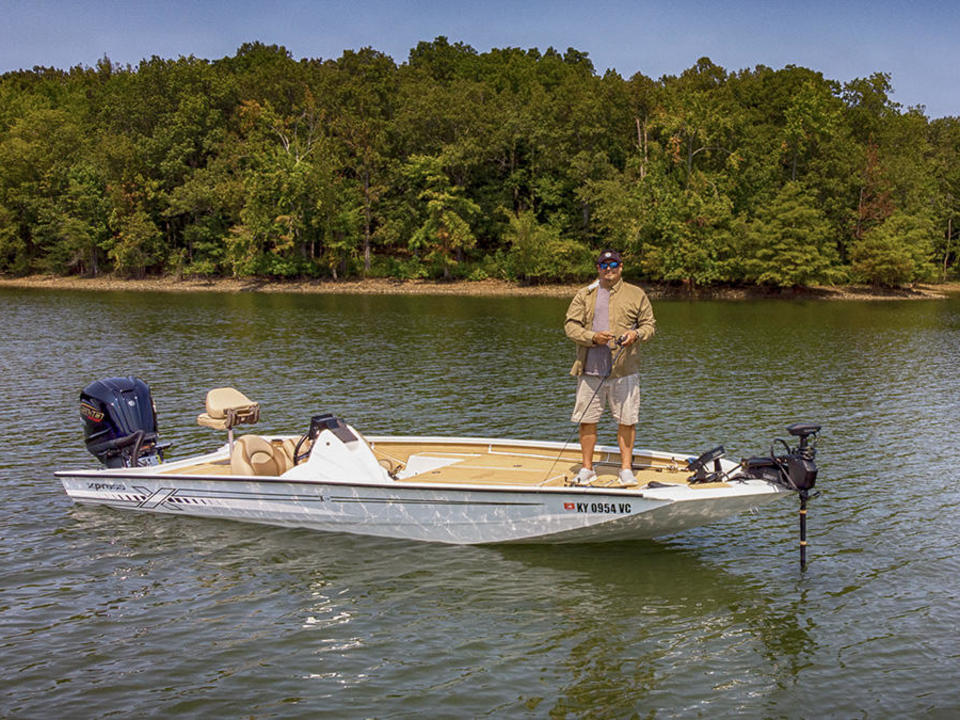 Why I Went Back to an Aluminum Fishing Boat