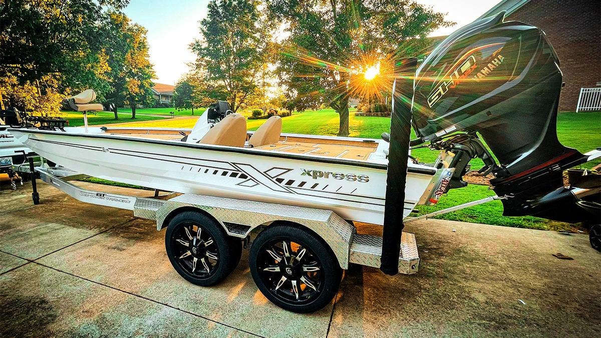 aluminum xpress boat