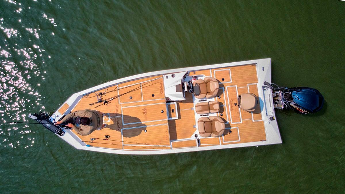 SeaDek on Aluminum boats
