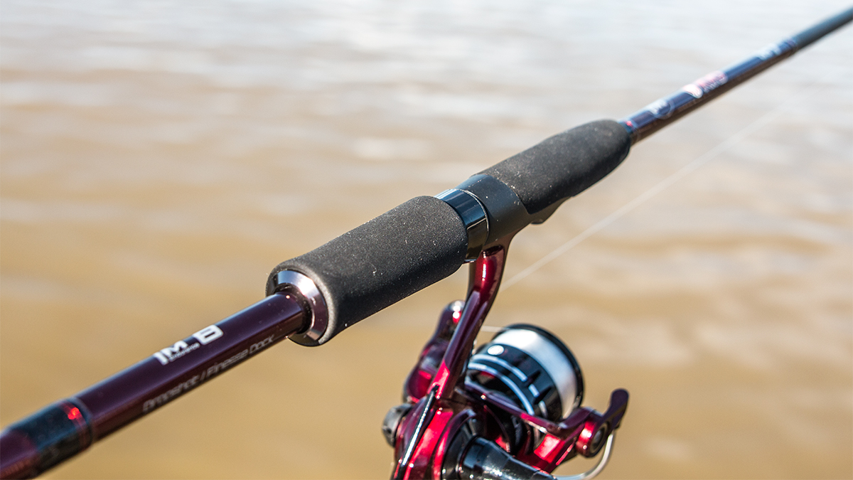 Lew's KVD IM8 Spinning Rod Review