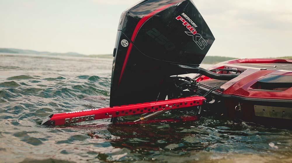 Raptor Mercury Outboard