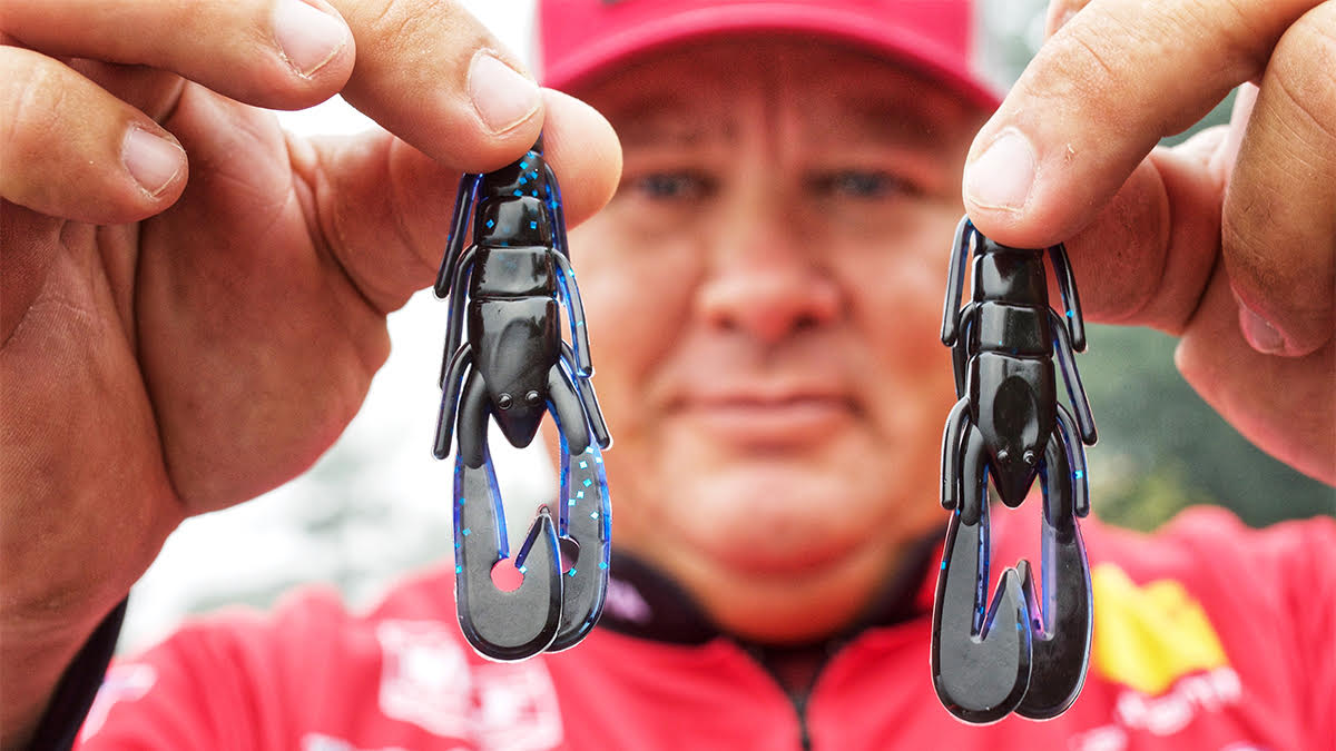 Add Action to Soft Plastic Lures with this Hack