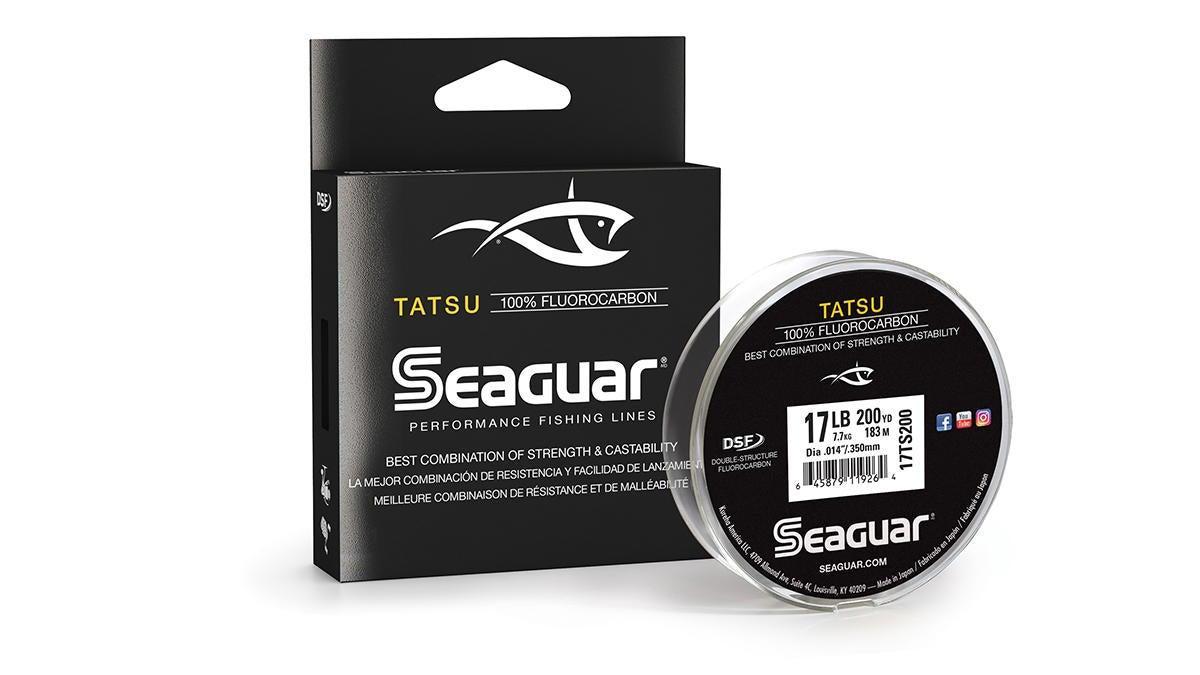 Seaguar Tatsu Giveaway Winners